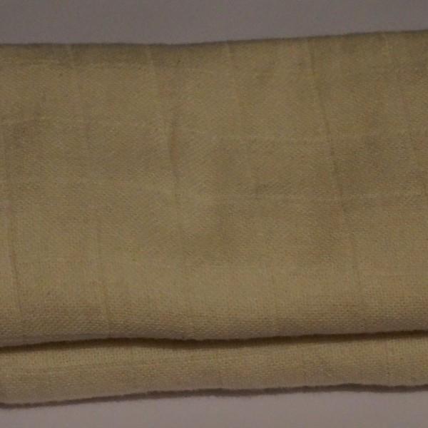 Lange en coton biologique
