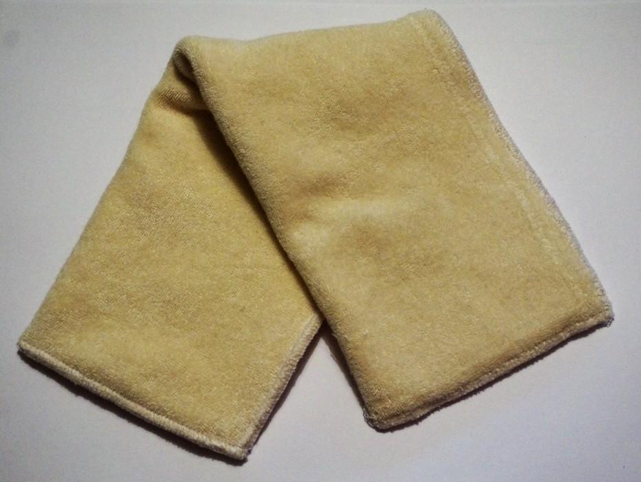 insert en coton biologique